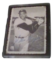 1969 Topps WILLIE MAYS Deckle Edge number 33 baseball card GIANTS - $14.99