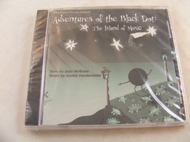 Adventures of the Black Dot.- The Island of Music - Musical Story Book -... - $4.74