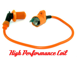 New 2011 2012 AGM Fighter 50 RS 2T Sport Performance Racing Ignition Coil - $35.52