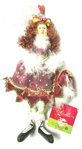 Krinkles Patience Brewster Clara Figure Doll Nutcracker Series Dept 56 - $47.52