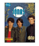 Jonas Brothers Incomplete Album -2 Stickers Panini Italy - $13.00