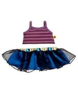 Build A Bear Smurf Vexy Outfit - 2 pieces - $46.95