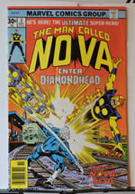 Nova #3 (Nov 1976, Marvel) - $5.15