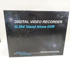 NEW DIGITAL VIDEO RECORDER H.264 STAND ALONE DVR FDS-802HL 8CH #EI - $196.02