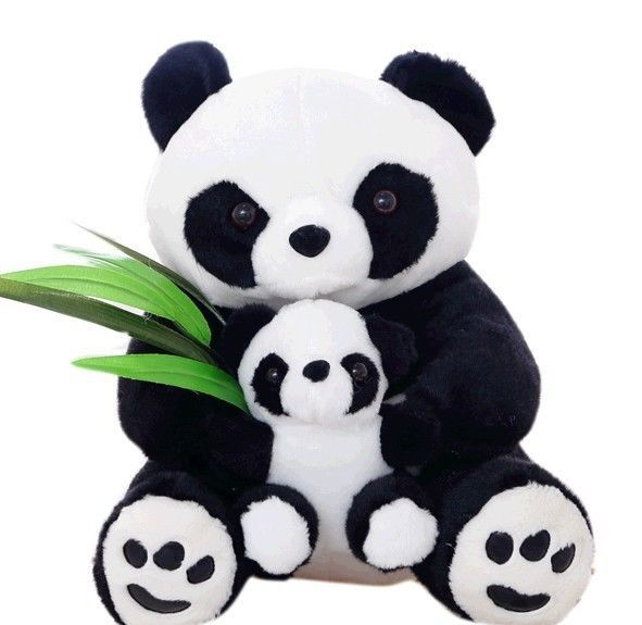 Christmas Gift Panda Doll Baby Kid Soft Stuffed Animal Cute Panda Toy Gift 30cm