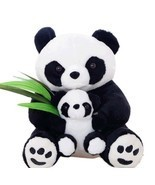 Christmas Gift Panda Doll Baby Kid Soft Stuffed Animal Cute Panda Toy Gi... - $282,58 MXN