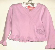 Girls Purple Knit Top Size 2T Gymboree - $3.00