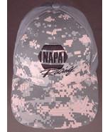 Vtg Napa Racing Hat-Chase Elliott #9, #28 Ron Capps-Digital Camo-Intrepi... - $17.74