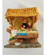 Holiday Living Collectible - Vegetable Stand - $12.86