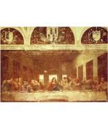 Leonardo da Vinci [The Last  Supper] 1000 pcs Jigsaw Puzzles TOMAX Art V... - $23.36