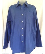 Coors Beer Shirt Men Size M Blue Long Sleeve - $19.79