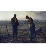 Jean Francois Millet [The Angelus] 1000 pcs Jigsaw Puzzles TOMAX Art Vin... - $23.36