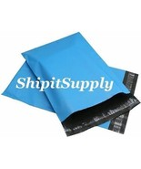 2.5 Mil 1-1000 12x15.5  ( Blue ) Color Poly Mailers Shipping Boutique Bags  - $0.98 - $98.99