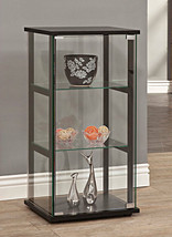 Display Cabinet With Glass Doors For Collectibl... - $128.45