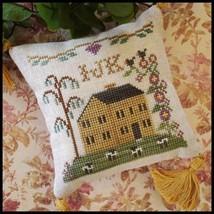 IJK - #4 Little House ABC Samplers cross stitch chart Little House Needlework - $5.40
