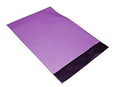 2.5 Mil 1-1000 12x15.5  ( LT Purple ) Color Poly Mailers Boutique Fast Shipping