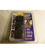 NEW VCR CO-PILOT VCR Programming Remote Control Works On All VCRS Record... - $5.93