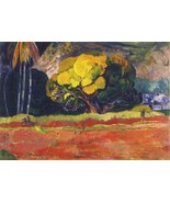 Paul Gauguin [At the Foot of the Mountain] Puzzle 1000 pcs Jigsaw TOMAX Art - $23.36