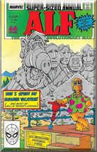 ALF Super-Sized Annual #1 (1988) *Copper Age / Marvel Comics / 64 Pages* - $3.00