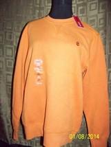 Izod Men's Orange Sweat Shirt Size:small - $26.73