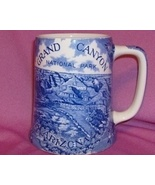 Grand Canyon Staffordshire Transferware Tankard... - $15.99
