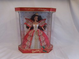 """Barbie"" Happy Holidays Christmas 1997 Mattel #17832 Special Edition Dol... - $16.82"