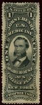 John F. Henry 1c U.S. Internal Revenue RS114d Private Die, Proprietary, ... - $9.99