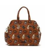 Loungefly POP Star Wars Ewok Brown Crossbody Handbag Purse STTB0188 - £49.71 GBP