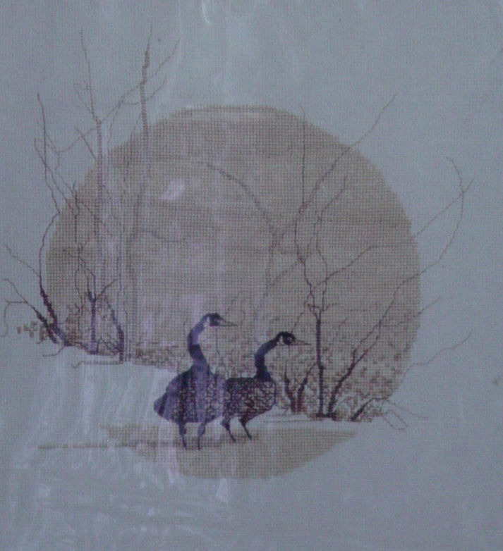 Cameo geese 1