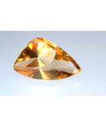 Loose Citrine Gemstone 16.23ct Fantasy Cut Cust... - $292.00