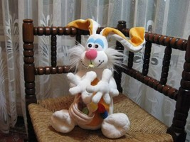 Merison Retail Holland Dutch Easter Bunny Plush Rabbit ADORABLE ! - $42.40