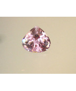 Loose Kunzite Spodumene Gemstone Modified Pear ... - $299.00