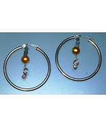 Earring Set Earring Wardrobe Gold Dangle Earrin... - $199.00