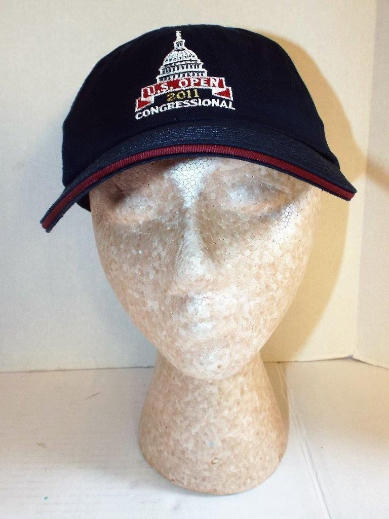 2011 Us Open Golf Congressional Hat and 50 similar items d0f1c4ac6e28