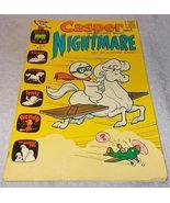 Harvey Comic Book Casper the Friendly Ghost and Nightmare No 27 VF - $5.95