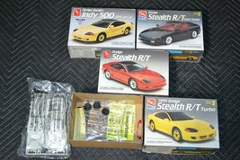 AMT Ertl Dodge Stealth R/T Twin Turbo Lot + Indy 500 Official Car 1:25 N... - $46.39