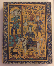 Vintage 1969 Springbok puzzle The Story Of Bahram Gur PZL 4018 over 500 pcs RARE image 2