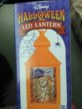 Disney Halloween LED use lantern night lamp Chip and Dale unopened from ... - $89.99