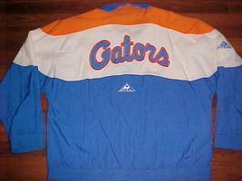 Apex One NCAA SEC Florida Gators Blue Orange Snap Buttons Zipper Mens Ja... - $69.28