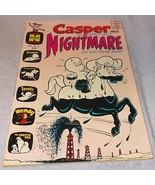 Harvey Comic Book Casper the Friendly Ghost and Midnight No 25 - $7.95
