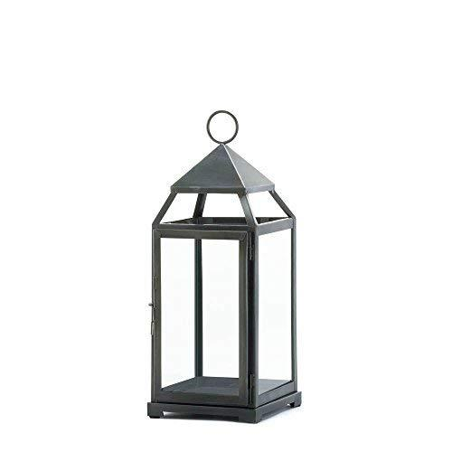 Decorative Lanterns for Candles, Rustic Iron Large Outdoor Candle Lantern (Sold