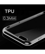Transparent Soft Silicone TPU  Case Cover for iPhone 7 - $4.00