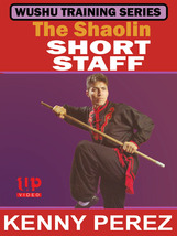 Chinese Shaolin Short Staff Pole DVD Kenny Perez Northern Style Kung Fu - $19.99