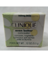 Clinique Even Better Concealer in NUTMEG (M/D) ... - $42.80