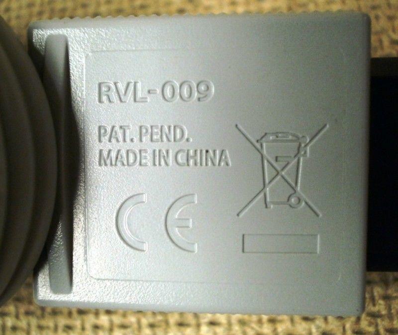 Nintendo RVL-009 Wii AV Cable Genuine OEM