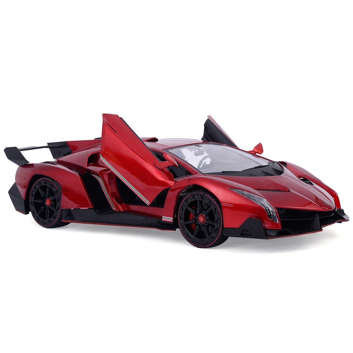Lamborghini Veneno Sports Cars: R/C Lamborghini Veneno Electric Radio Remote Controlled