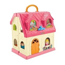 Fisher Price Toddler Toy Little People Pink Sur... - $58.45