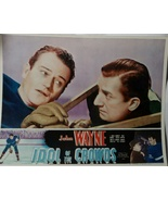 Vintage John Wayne Color Photo - Idol of the Crowds - $14.99