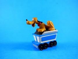 "Merry Miniatures  1.5"" Pluto Coal Train Car # 2 of 5   1998 Hallmark - $2.76"