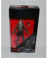 "Star Wars Rogue One Black Series 6"" Sergeant Jyn Erso Action Figure - $19.99"